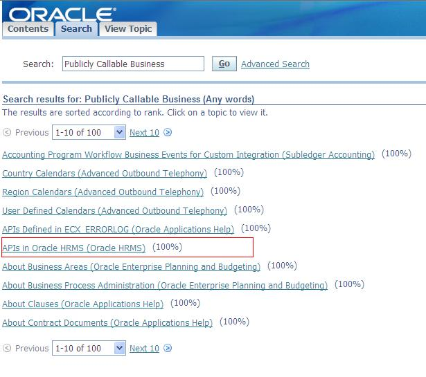 Oracle APIs and Interfaces - OraclePort com